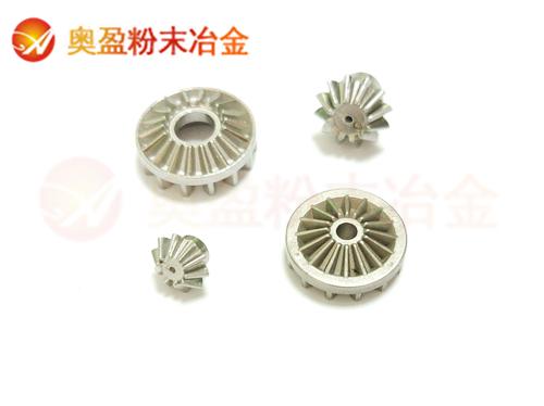 粉末冶金工艺制品热处理后产品表面