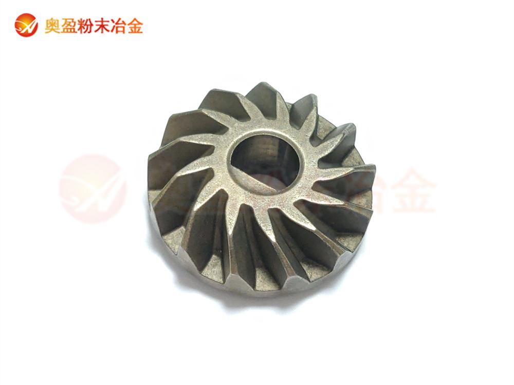 粉末冶金工艺如何制造斜齿轮零件