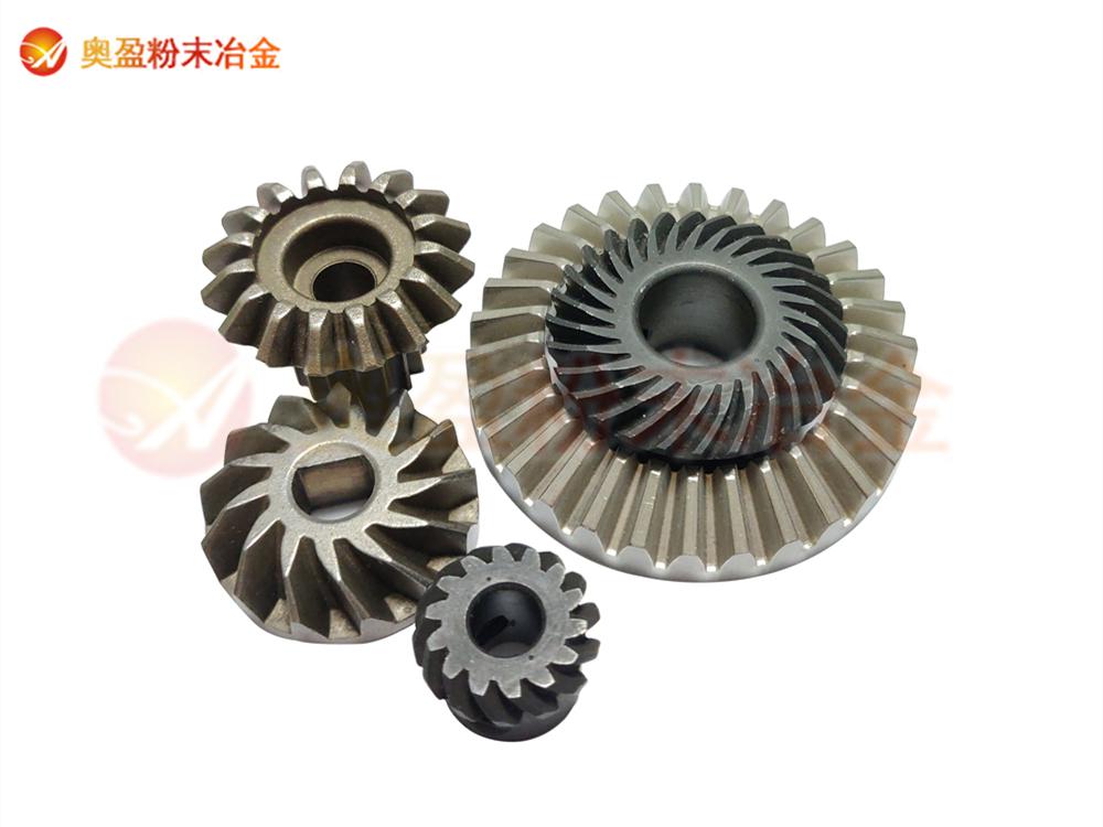 利用粉末冶金加工工艺进行齿轮的加
