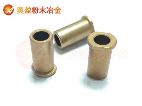 粉末冶金产品含油轴承精整时为何全